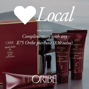 Oribe Promotion